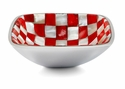 "Julia Knight Classic Petite 4"" Bowl - Pomegranate Mosaic"