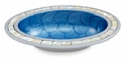 "Julia Knight Classic 8"" Oval Bowl - Azure"