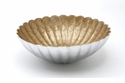 "Julia Knight Peony 15"" Round Bowl - Toffee"