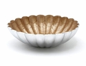 "Julia Knight Peony 12"" Round Bowl - Toffee"