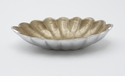 "Julia Knight Peony 8"" Oval Bowl - Toffee"