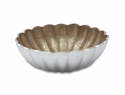 "Julia Knight Peony 8.5"" Round Bowl - Toffee"