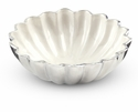 "Julia Knight Peony 6"" Round Bowl - Snow"