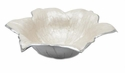 "Julia Knight Lily 15"" Bowl - Snow"