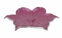 "Julia Knight Lily  17"" Platter - Raspberry"