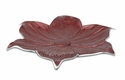 "Julia Knight Lily  17"" Platter - Pomegranate"