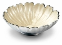 "Julia Knight Aster 8"" Bowl - Snow"