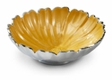 "Julia Knight Aster 8"" Bowl - Saffron"