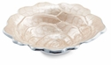 "Julia Knight Rose 8"" Bowl - Champagne"