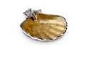 "Julia Knight Scallop Starfish 4.5"" Bowl - Toffee"