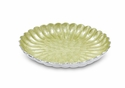 "Julia Knight Peony 15.5"" Shallow Bowl - Kiwi"