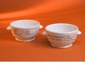 Pillivuyt Porcelain Brasserie Onion Soup Bowl 15oz.