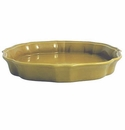 Skyros Designs Corricoware Pie Dish - Buttercream