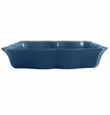 Skyros Designs Corricoware Small Rectangular Baker - Blue