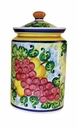 "Skyros Designs Mediterranean Medium Canister 10.75"" x 6"" - Fruit"