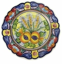 "Skyros Designs Mediterranean Dinner Plate 12.5"" - Wheat"
