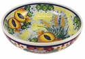 "Skyros Designs Mediterranean Salad Bowl 10.75"" x 3"" - Wheat"