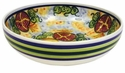 "Skyros Designs Mediterranean Salad Bowl 10.75"" x 3"" - Pomegranate"