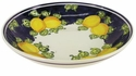 "Skyros Designs Mediterranean Pasta Bowl 14.5"" x 3.25"" - Blue Lemon"