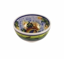 "Skyros Designs Mediterranean Cereal Bowl 6"" x 3.25"" - Pomegranate"