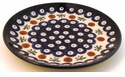 Boleslawiec Polish Pottery Bread & Butter Plate - Design 41A