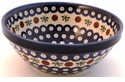 Boleslawiec Polish Pottery Small Serving Bowl - Design 41A
