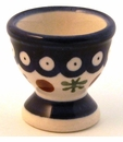 Boleslawiec Polish Pottery Egg Cup - Design 41A