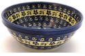 Boleslawiec Polish Pottery Small Serving Bowl - Design 175A