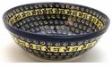 Boleslawiec Polish Pottery Large Serving Bowl - Design 175A