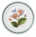 Portmeirion Exotic Botanic Garden Bird of Paradise Dinner Plate