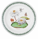 Portmeirion Exotic Botanic Garden White Water Lily Dinner Plate