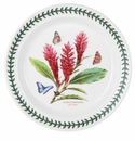 Portmeirion Exotic Botanic Garden Red Ginger Dinner Plate