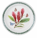 Portmeirion Exotic Botanic Garden Red Ginger Salad Plate