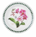 Portmeirion Exotic Botanic Garden Orchid Bread and Butter Plate