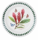 Portmeirion Exotic Botanic Garden Red Ginger Bread and Butter Plate