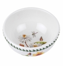 Portmeirion Exotic Botanic Garden Individual Fruit Bowl in White Water Lily