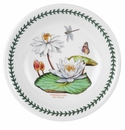Portmeirion Exotic Botanic Garden White Water Lily Pasta Bowl