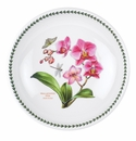 Portmeirion Exotic Botanic Garden Low Pasta/Fruit Bowl in Orchid