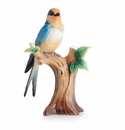 Franz Collection Barn Swallow Bird Small Vase