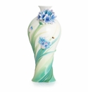 Franz Collection Cornflower Mid Size Vase