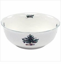 Nikko China Dinnerware Happy Holidays Salad Bowl