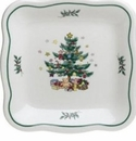Nikko Christmas Giftware Square Tray