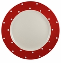 "Spode Baking Days 12"" Round Platter - Red"