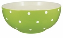 "Spode Baking Days 9"" Round Serving Bowl - Green"