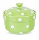 Spode Baking Days Mini Casserole - Green