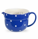 Spode Baking Days Dark Blue 1 Quart Measuring Jug