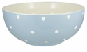 "Spode Baking Days 9"" Round Serving Bowl - Blue"