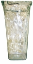 Abigails Barbados Tall Square Vase