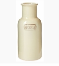 Vietri Crema Acqua Bottle