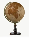 Replogle Globes Leather Expedition Globe